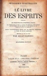 Livro dos Espiritos de Allan Kardec para download