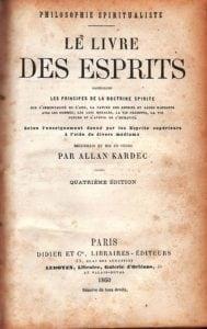 Livro dos Espíritos de Alan Kardec