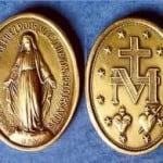 Medalha Milagrosa de Nossa Senhora