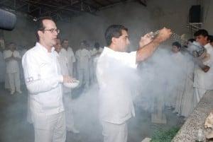 Defumação nos terreiros de candomblé e umbanda purificam o ambiente e as pessoas