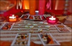 Jogo búzios e tarô nas consultas espirituais