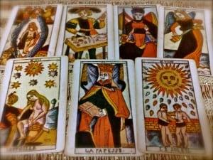 Jogo de Tarô nas consultas espirituais