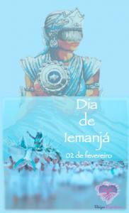 Dia 2 de Fevereiro é Dia de Iemanjá