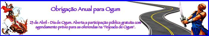 Obrigação a Ogum
