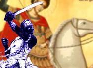 """O """"Dia de Ogum"""" é comemorado no """"Dia de São Jorge"""""""
