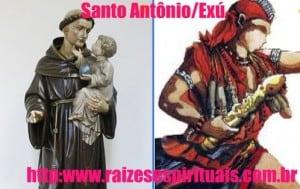 Dia 13 de Junho dia de Santo Antônio/ Exú