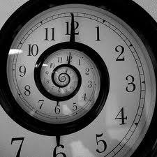 """O """"tempo"""" das entidades não é o """"tempo"""" do relógio"""