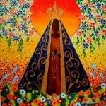 """12 de outubro é o """"Dia de Nossa Senhora Aparecida"""" padroeira do Brasil"""