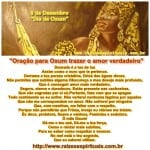 """Oração para trazer o amor verdadeiro no """"Dia de Oxum"""""""