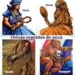 Previsões para o ano de 2012 através dos búzios e tarô