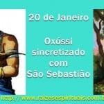 """20 de janeiro é """"Dia de São Sebastião"""" sincretizado com Oxóssi, patrono da linha de caboclos (com oração)"""