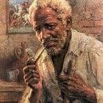 Preto Velho – Oferenda, Patuá, Oração e Poema no mês de maio