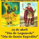 19 de abril é Dia de Santo Expedito, sincretizado com Orixá Logunedé