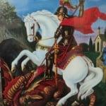 Jorge, o homem santificado (com oração a São Jorge)