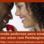 Oferenda poderosa de amarração de amor para Pombagira