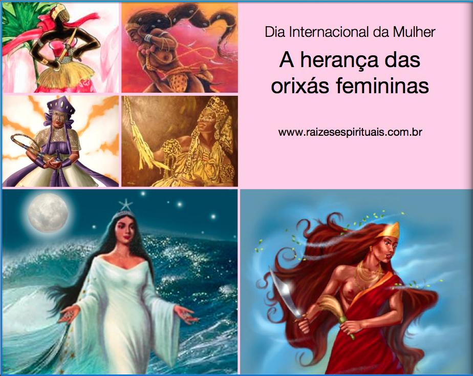 Yabás (orixás femininas da Umbanda)