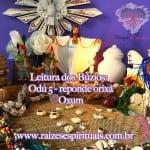 Leitura dos Búzios – Odú 5 – responde orixá Oxum