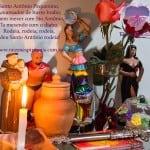 Santo Antônio reina na segunda-feira com Exús e Pombagiras