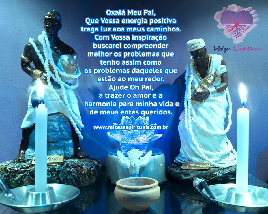 Oração a Oxalá