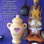 Sábado de homenagem a Oxum