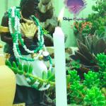 Ossaim e a oração do poder das plantas