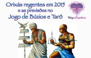Previsões para 2015 com Mãe Makena