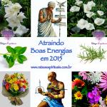 Atraindo boas energias em 2015
