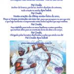 Oração da última sexta-feira do ano a Oxalá