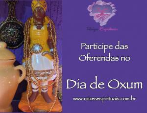 Dia 08 de dezembro é o Dia de Oxum, sincretizada com Nossa Senhora da Conceição