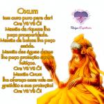 Oração do último sábado do ano a Oxum