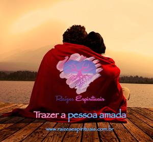 Ajuda espiritual para trazer a pessoa amada de volta