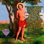 Santo sincretizado com Oxóssi e homenageado em 20 de janeiro