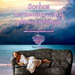Sonhos – um contato com o plano espiritual