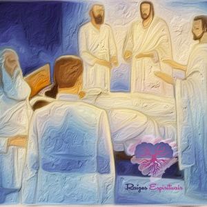 Passe mediúnico ajudando nos tratamentos espirituais
