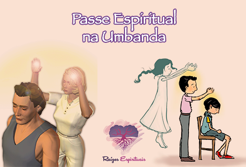 Passe espiritual na Umbanda praticado por diversas entidades é ferramenta poderosa de limpeza espiritual.