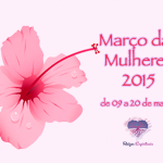 Março das Mulheres 2015 com ajuda das Pombagiras