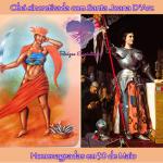 """30 de maio """"Dia de Obá"""" ligada a Joana d'Arc (com oração)"""