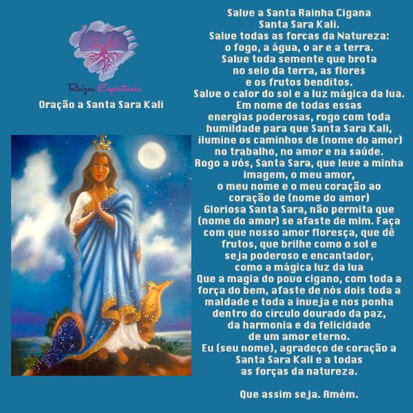 Oração a Santa Sara Kali para atrair um amor