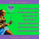 Okê Arô Oxóssi!