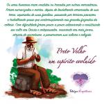 Dia 13 de maio homenageamos os Pretos Velhos na Umbanda