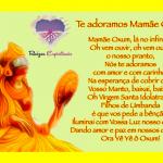 Te adoramos Oxum!