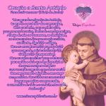 Oração a Santo Antônio para atrair um amor