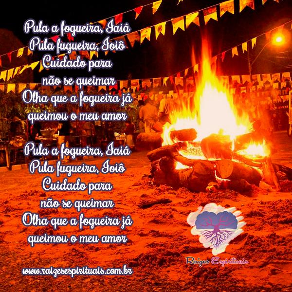 Cantigas das festas populares de São João