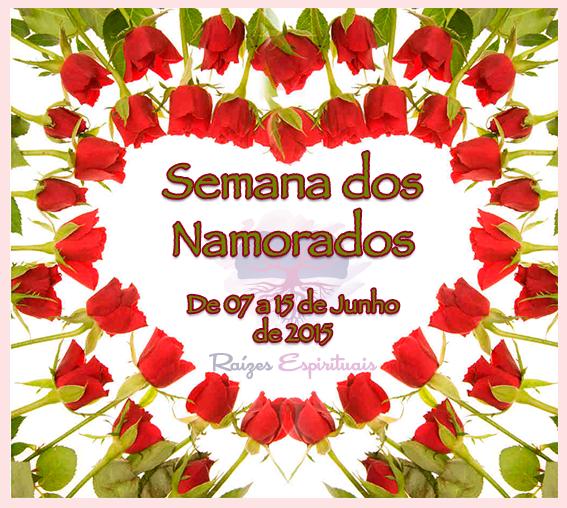 De 07 a 15 de Junho de 2015 estamos com descontos especiais para trabalhos espirituais ligados ao amor
