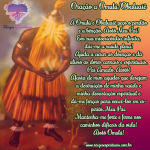 Oração a Omulú-Obaluaiê pedindo por saúde e paz de espírito