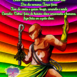 Oxumaré é cultuado às terças-feiras