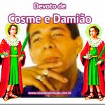 Devoto de Cosme e Damião