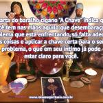 Baralho Cigano – A Chave