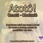 Atotô Omolú – Obaluaiê