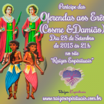 Homenagem aos Erês em 2015